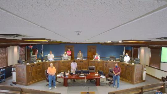 8-4-20 Council Meeting