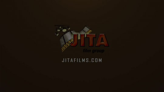 INTRO FILMS JITA FILMS opening Tag with Projector film strip gold