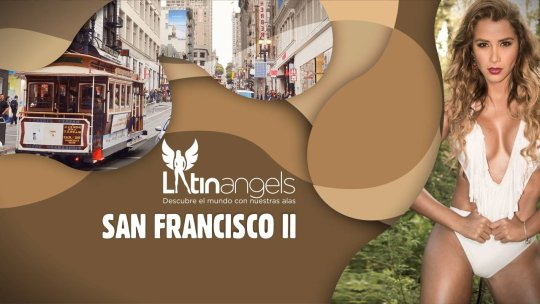 LATIN ANGELS SAN FRANCISCO GOLDEN GATE SEG 1a