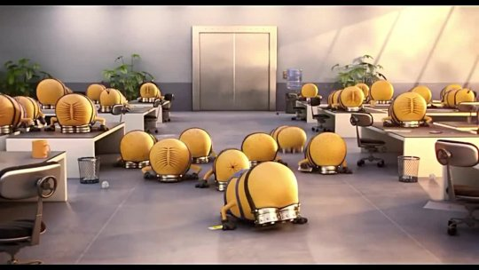 PROMO Minion Office