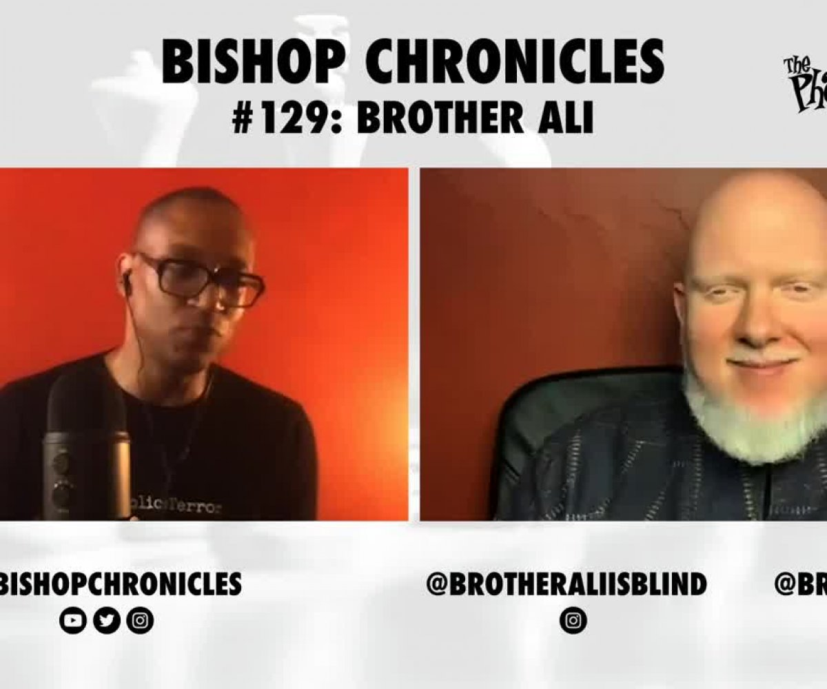 Bishop Chronicles EP 129: Brother Ali