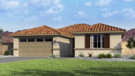 The Cottonwood plan video by Lennar Reno
