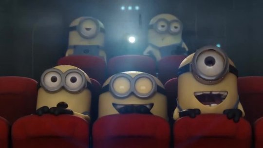 Minions watch your theater add 720p