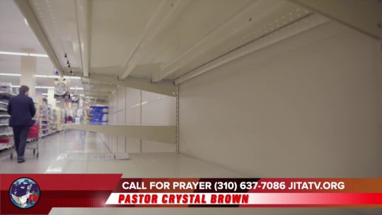 Pastor Crystal Promo