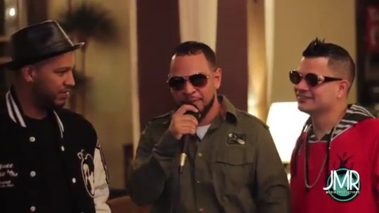 Jowell y Randy interview with Rayrok