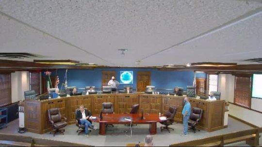 10-6-20 Council Meeting Part I