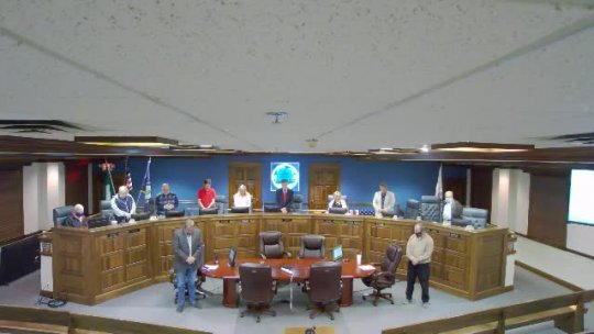 11-3-20 Council Meeting