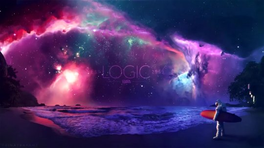 Logic (Slow Beat Instrumental)