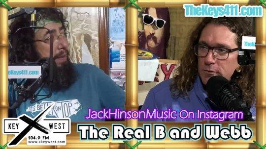 Jack Hinson Music Clip