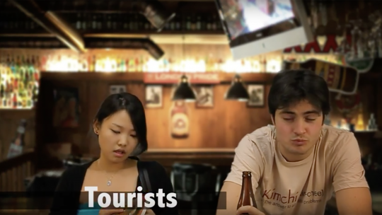 ATtheCOUNTER - S1E05: Tourists