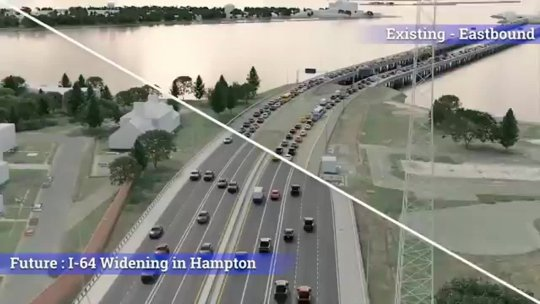 New Hampton Roads Bridge Tunnel expansion