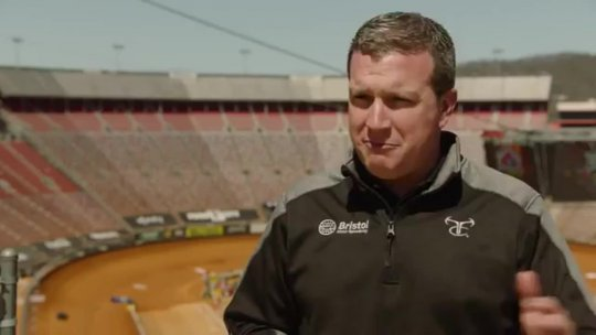 Building Bristol Dirt Transforming 'The Last Great Colosseum' NASCAR