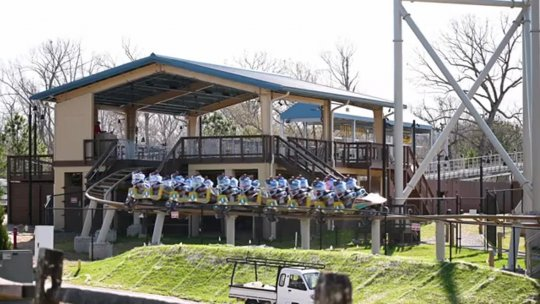 MORE Pantheon Testing Busch Gardens