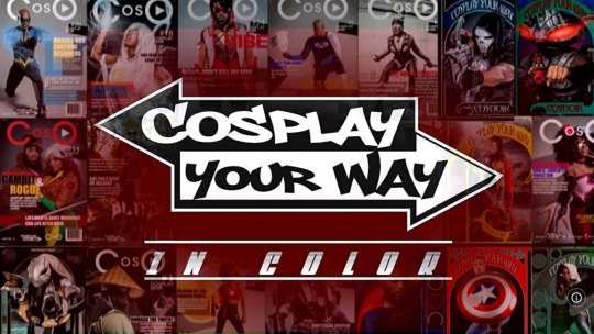 Cosplay Your Way CosNoir Documentary