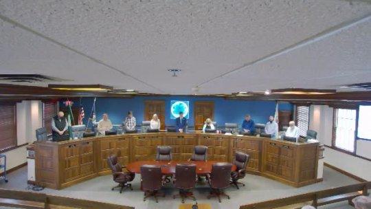 4-20-21 Council Meeting Part I
