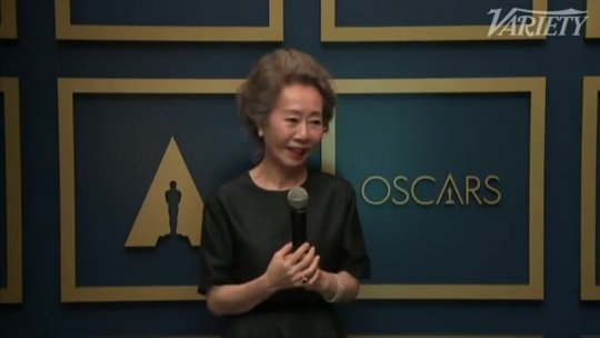 Yuh Jung Youn Supporting Actress Oscar Win