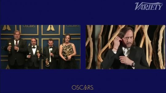Sound of Metal' Team on Oscar Win for Best Sound at the Oscars