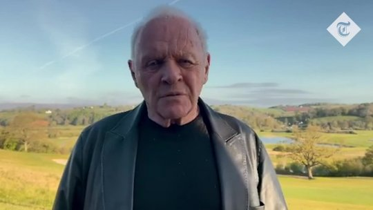 Oscars 2021 Anthony Hopkins