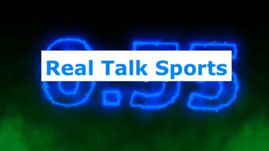Real Talk Sports Ep 5