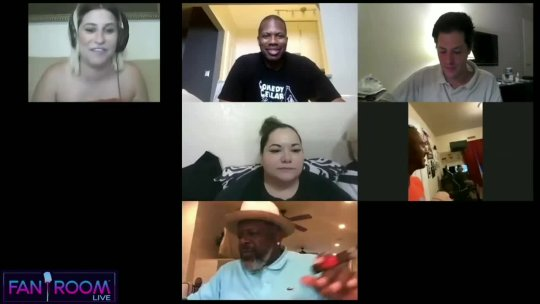 Fan Room Live Hosts: CEDRIC THE ENTERTAINER