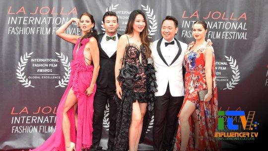 La Jolla International Fashion Film Festival 2021