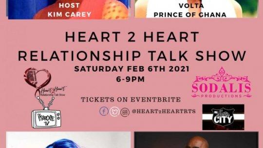 Heart 2 Heart Relationship Talkshow Ep 1
