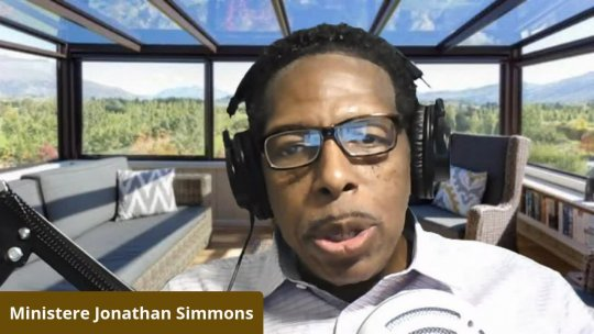 Clarion Call broadcast with Minister Jonathan Simmons Aug 11, 2021