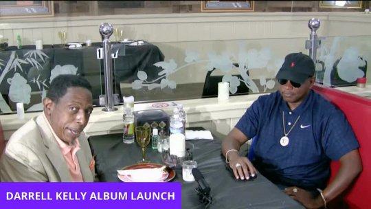Darrell Kelley Album Launch