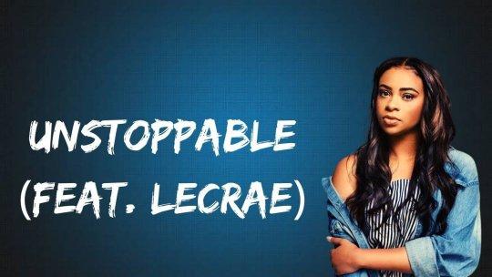 Koryn Hawthorne Unstoppable ft. Lecrae