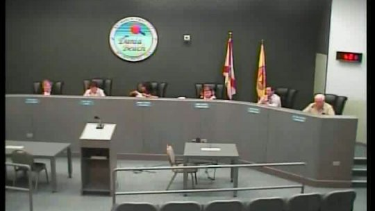 05-20-2011 Commission Meeting