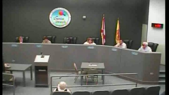 05-31-2011 Commission Meeting