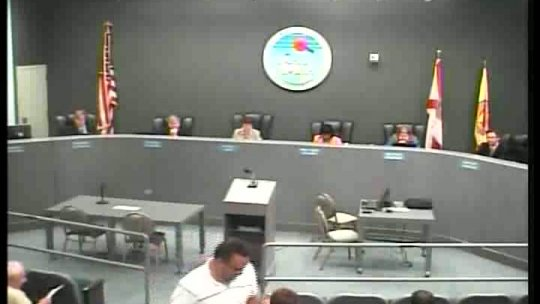 06-14-2011 Commission Meeting