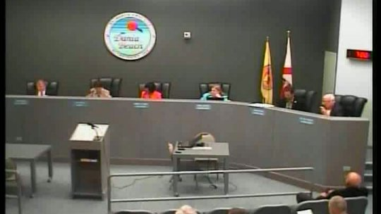 01-10-2012 Commission Meeting