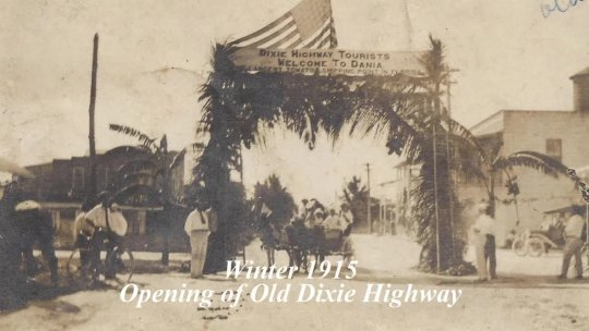 A Photo History of Dania Beach