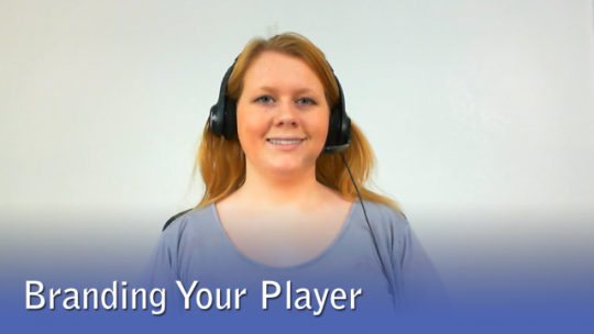 Branding Your Player