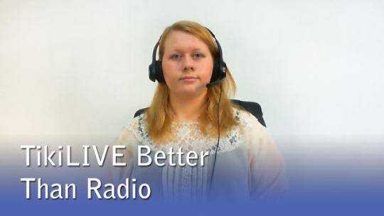 TikiLIVE Better Than Radio