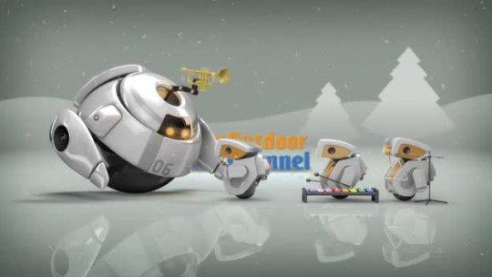 TOCC Christmas Robots
