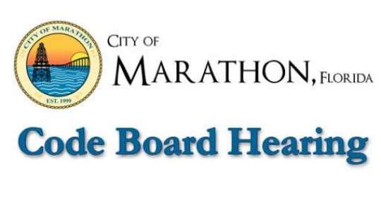 Jan 14, 2015 Code Board Hearing