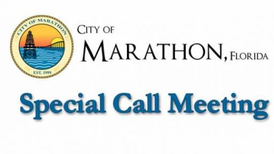 May 1, 2015 Special Call Meeting