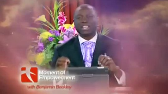 Do Not Be Weary In Good Doing Part 1- Moment of Empowerment with Benjamin Beckley Episode 42