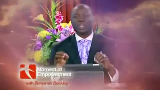 Walking in Power Part 1- Moment of Empowerment TV Broadcast Episode 62