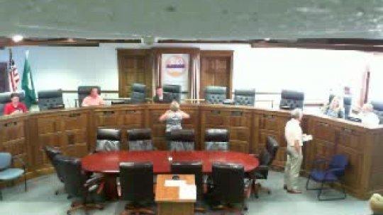 10-6-15 Council Meeting Part 1
