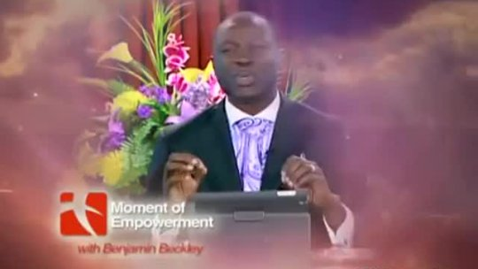 Walking In Divine Blessing Part 2- Moment of Empowerment TV Broadcast Episode 57