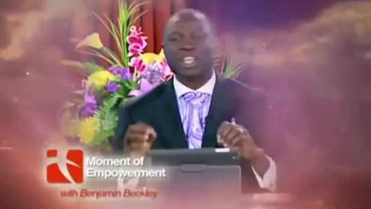 Making Your Marriage Work part 1- Moment of Empowerment with Benjamin Beckley Episode 70