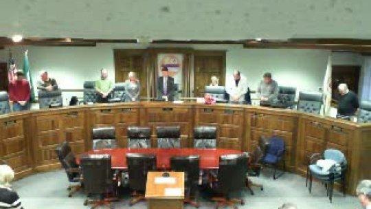 1-19-16 Council Meeting