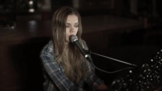 """Chris Isaak   """"Wicked Game""""   Cover by Grace Vardell"""