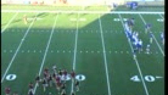 Plano High vs Lakeview Centennial 8-27