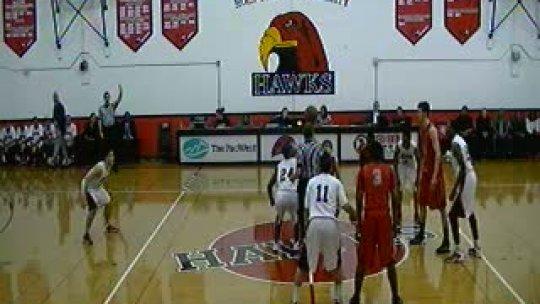 Men's Basketball AAU at HNU