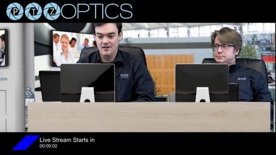 PTZOptics Gen 2 Camera Announcement (EP 17) Live Webinar
