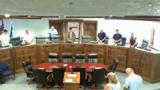 9-6-16 Council Meeting